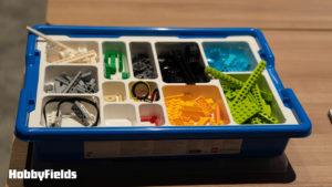 LEGOでのプログラミング教室
