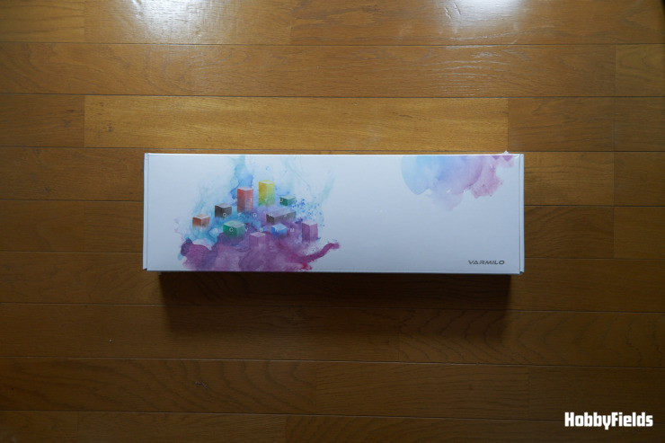 VARMILO phoenix キーボード / オシャレな外箱